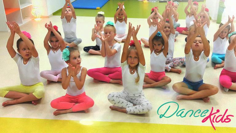 DanceKids kurzy pre deti